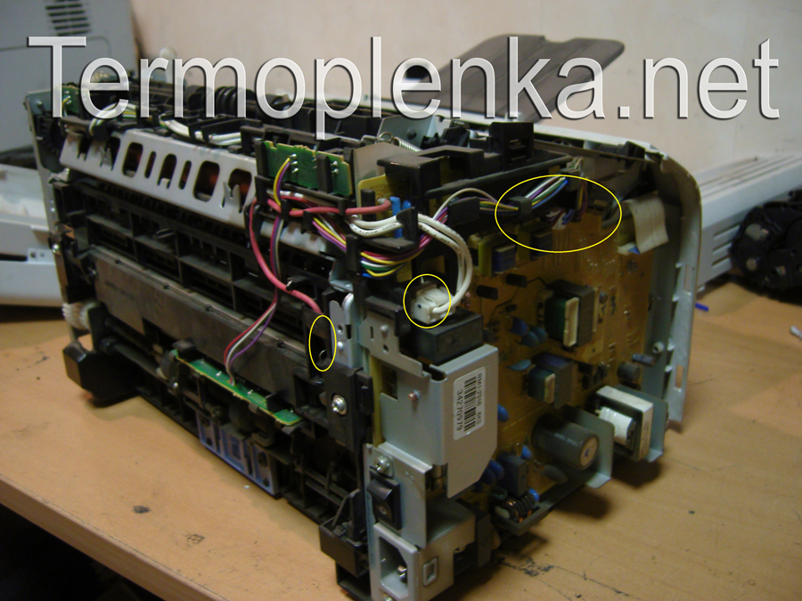 Re: сломался принтер hp