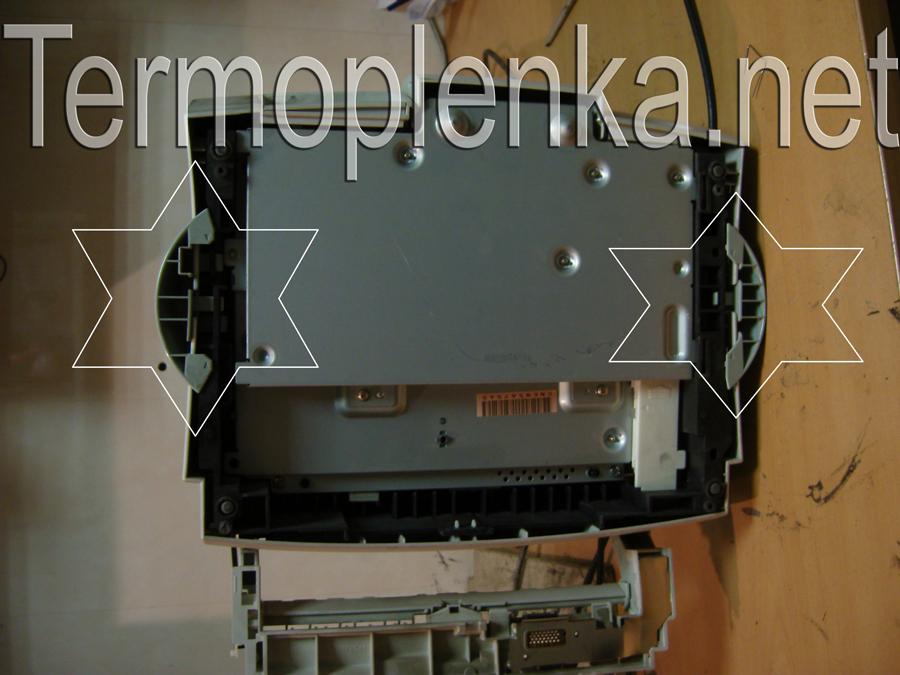 Замена Термопленки Hp 1100 Инструкция
