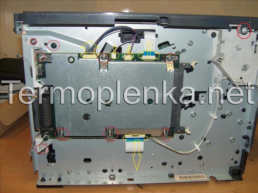 Hp 3390 инструкция по разборке - фото 5