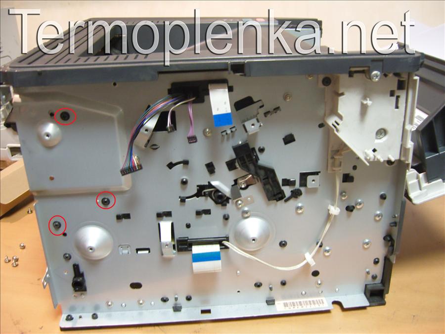 Hp 3390 инструкция по разборке - фото 9
