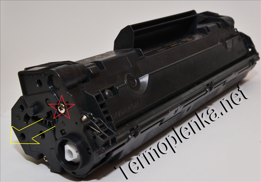 Инструкция заправки картриджа 712 canon