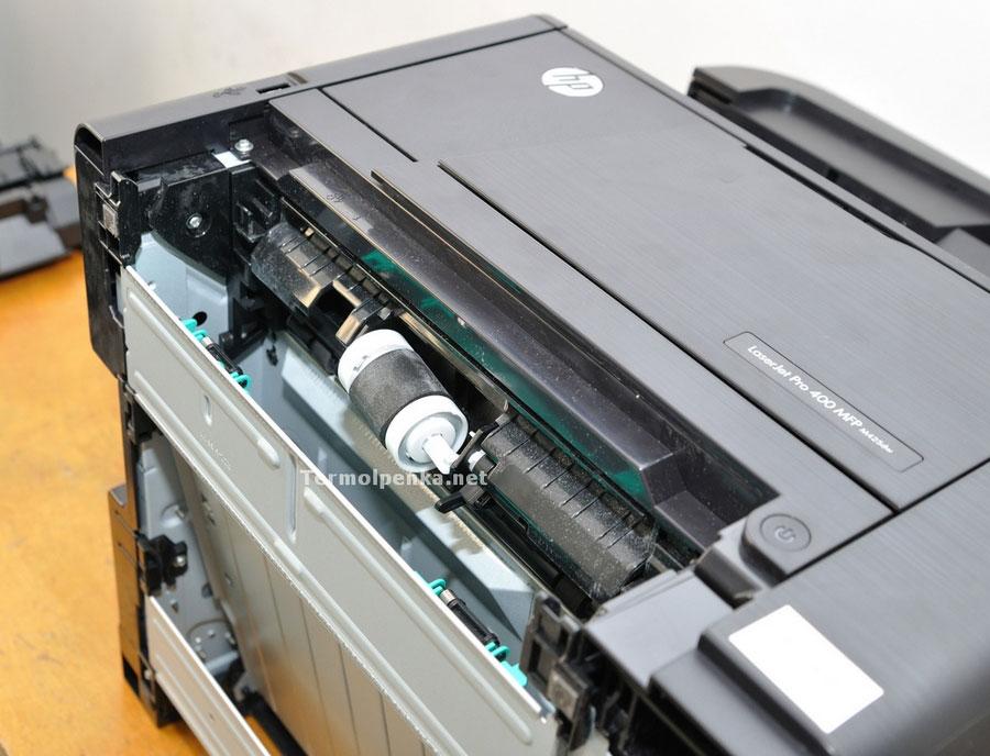 17фото-HP LaserJet PRO 400