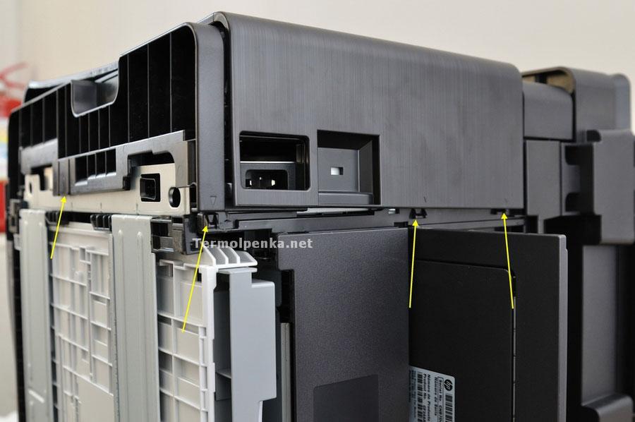 32фото-HP LaserJet PRO 400