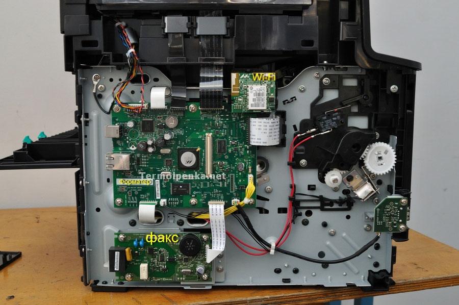38фото-HP LaserJet PRO 400