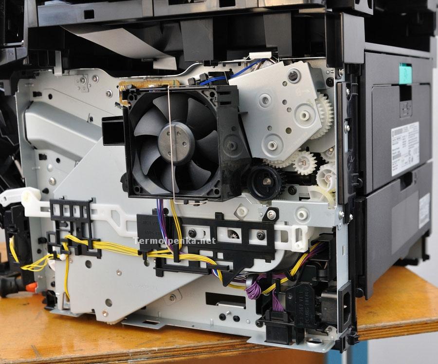 35фото-HP LaserJet PRO 400