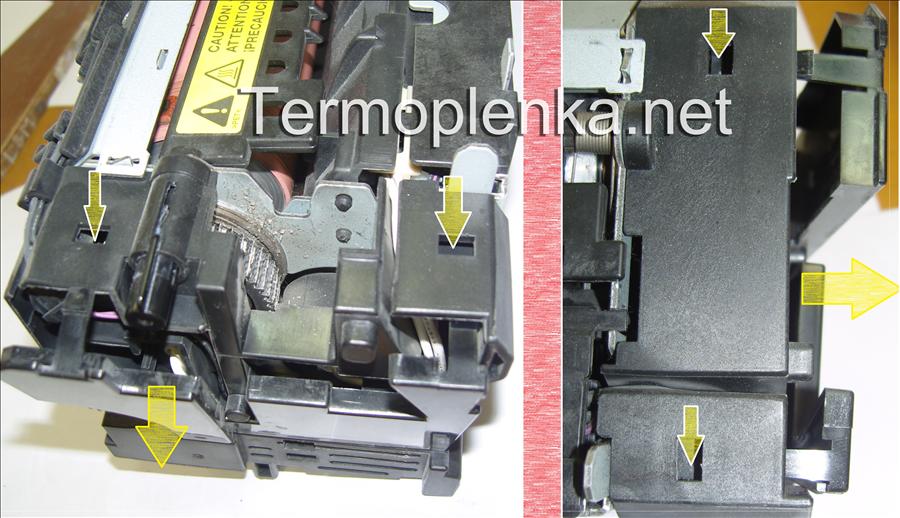 Инструкция По Замене Термопленки Hp 3020